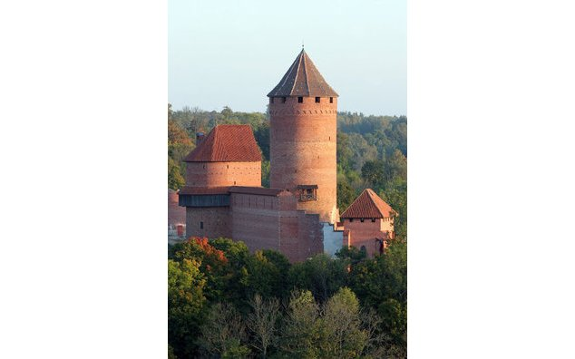 Château de Turaida. Photo : Latvian tourism development agency