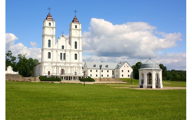 Basilique d'Aglona. Photo : Latvian tourism development agency