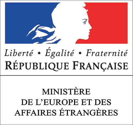 France embassy Official logotype